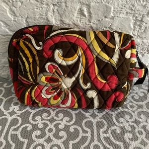 Vera Bradley make up bag